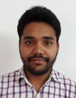 Portrait of Arun Yadav