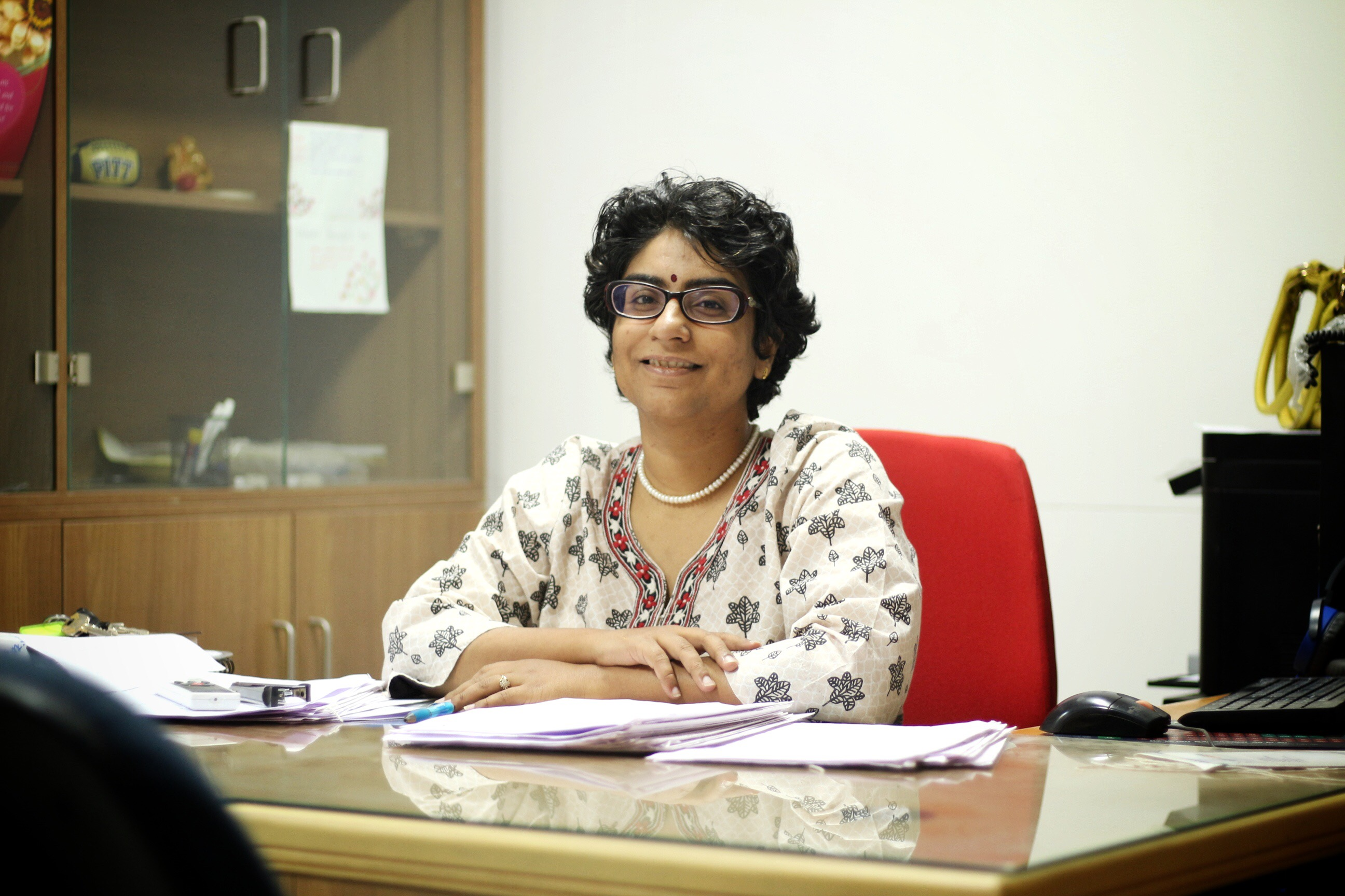 Portrait of Dr. Prachi Thareja